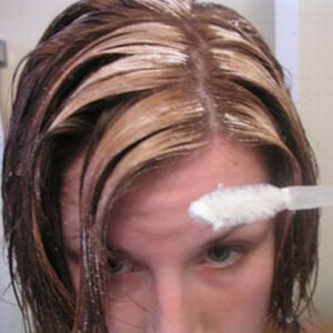 Home Hair Coloring