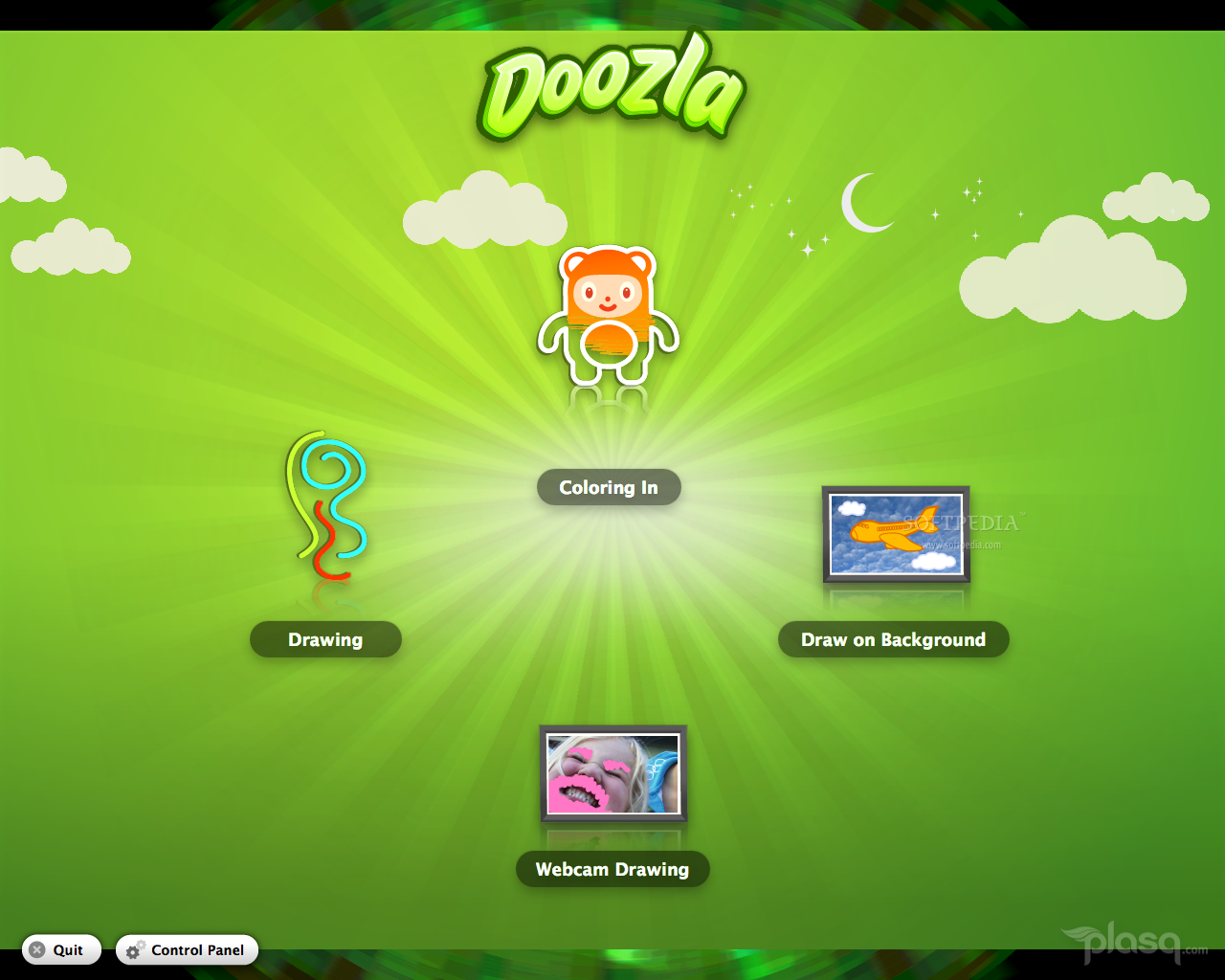 Doozla Kids 39 Drawing Tool Released For Mac Softpedia