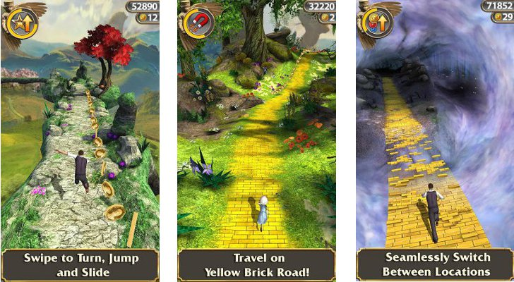 temple run game download for mobile android