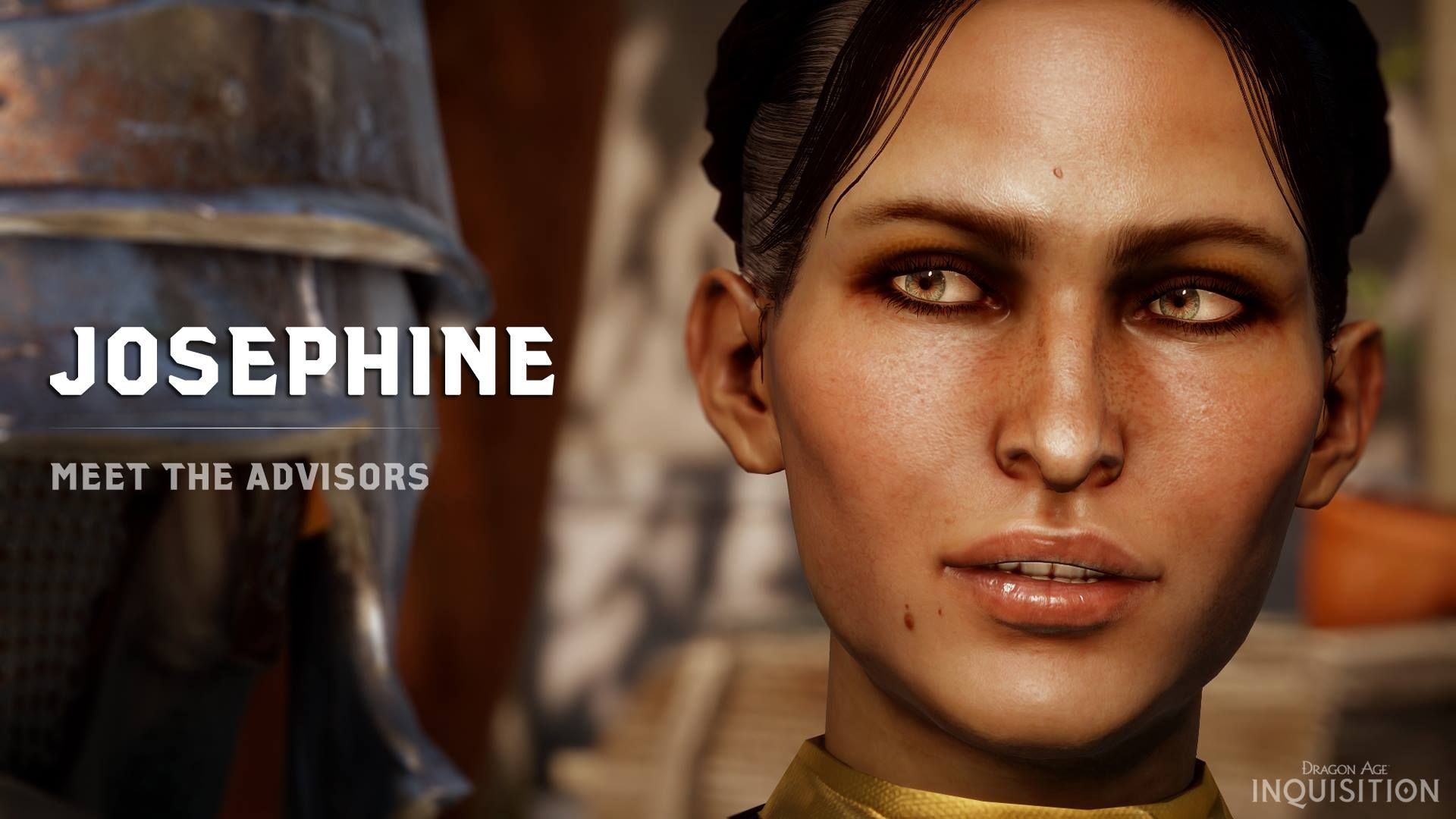 dragon age inquisition dating josephine Imagine if you could take a more mercantile approach to running the inquisition or being  flirting with josephine,  dragon age: the dating sim so.