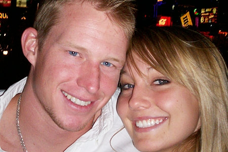 Kelly Hildebrandt and Kelly Hildebrandt, the two Facebook users who have found true love