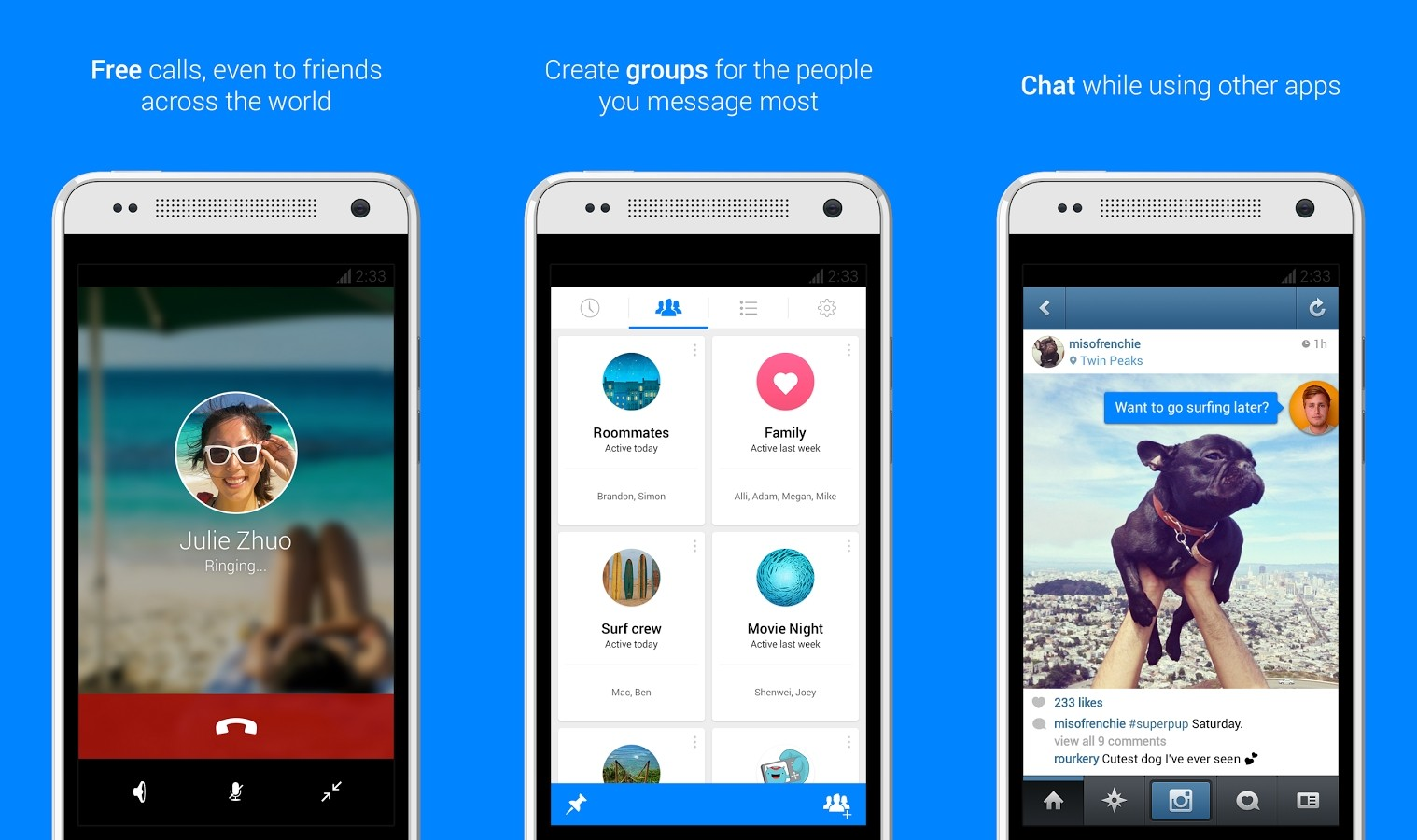 Messenger WithYou for Android - Download