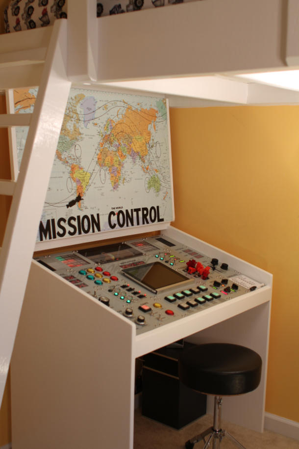 nasa mission control dramatic play ideas - photo #8