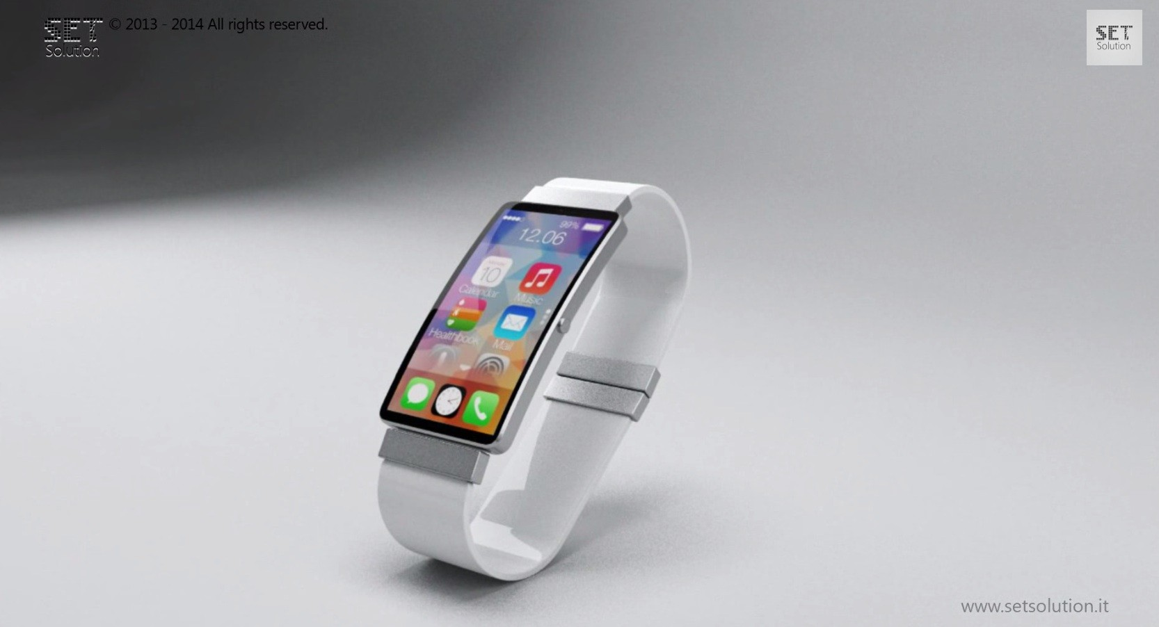 Four Amazing iWatch Concepts to Tickle Your Imagination ...