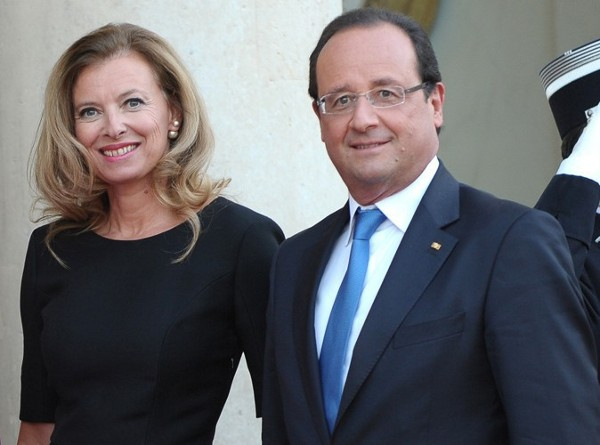 french president francois hollande separates from first lady following