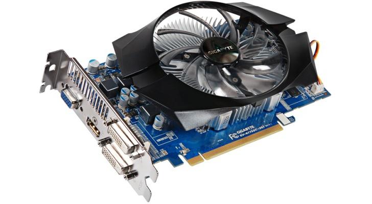 Pubg Radeon Hd 7750: Gigabyte Shows New Radeon HD 7750 Video Card