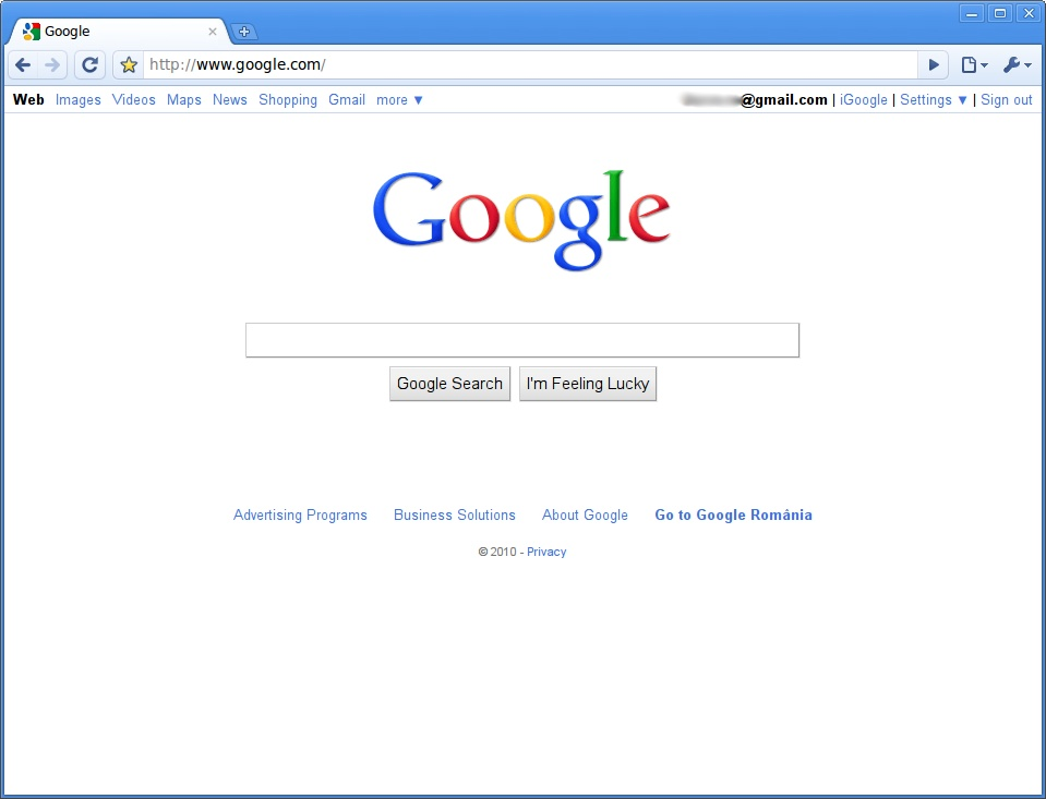 The new Google ...