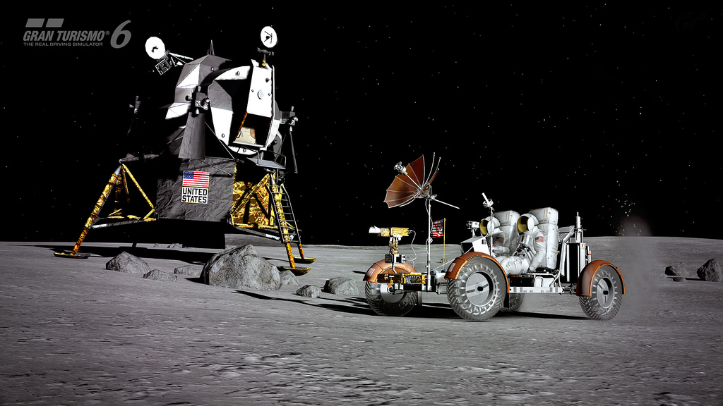 Gran Turismo 6 Lunar Rover and Moon Circuit Were Born Out ... Uc Browser Download Java