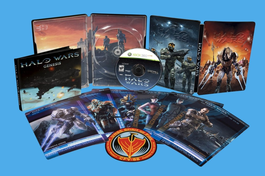 Halo Wars Collector