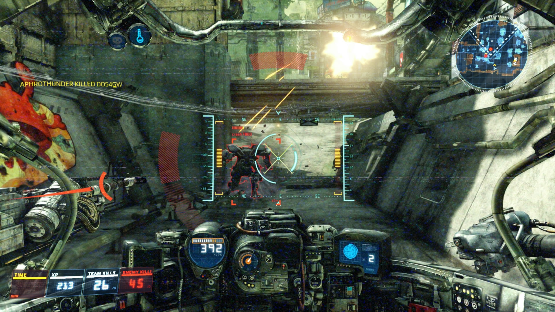 Hawken Will Bring Its Dynamic Mech Combat to Steam, Later ...