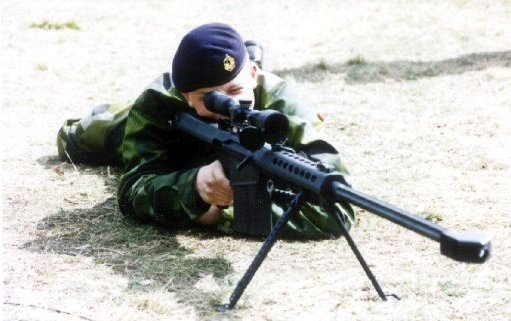 How to Shoot the World's Most Powerful Sniper Rifle ...