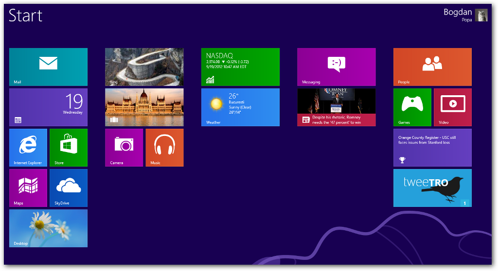 Windows 8 start screen customizer v1 3 beta