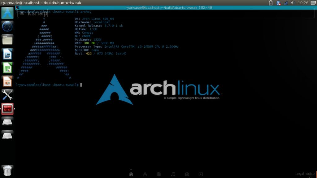 Introducing Ubuntu Unity For Arch Linux Softpedia