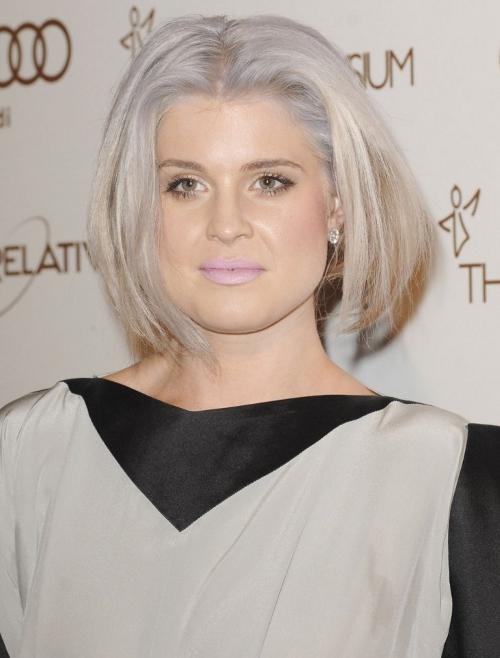 kelly osbourne explains her bad hair color softpedia