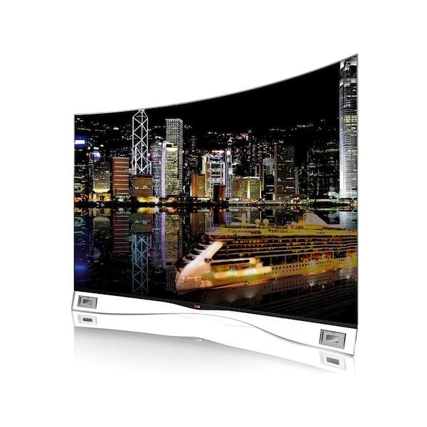 lg 55 inch curved oled tv up for sale at 14 999 14 999 softpedia. Black Bedroom Furniture Sets. Home Design Ideas