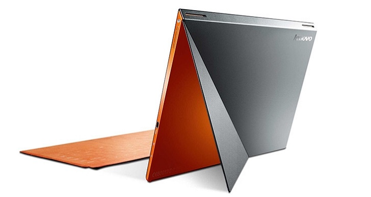 lenovo s folder pad tablet borrows design cues from. Black Bedroom Furniture Sets. Home Design Ideas