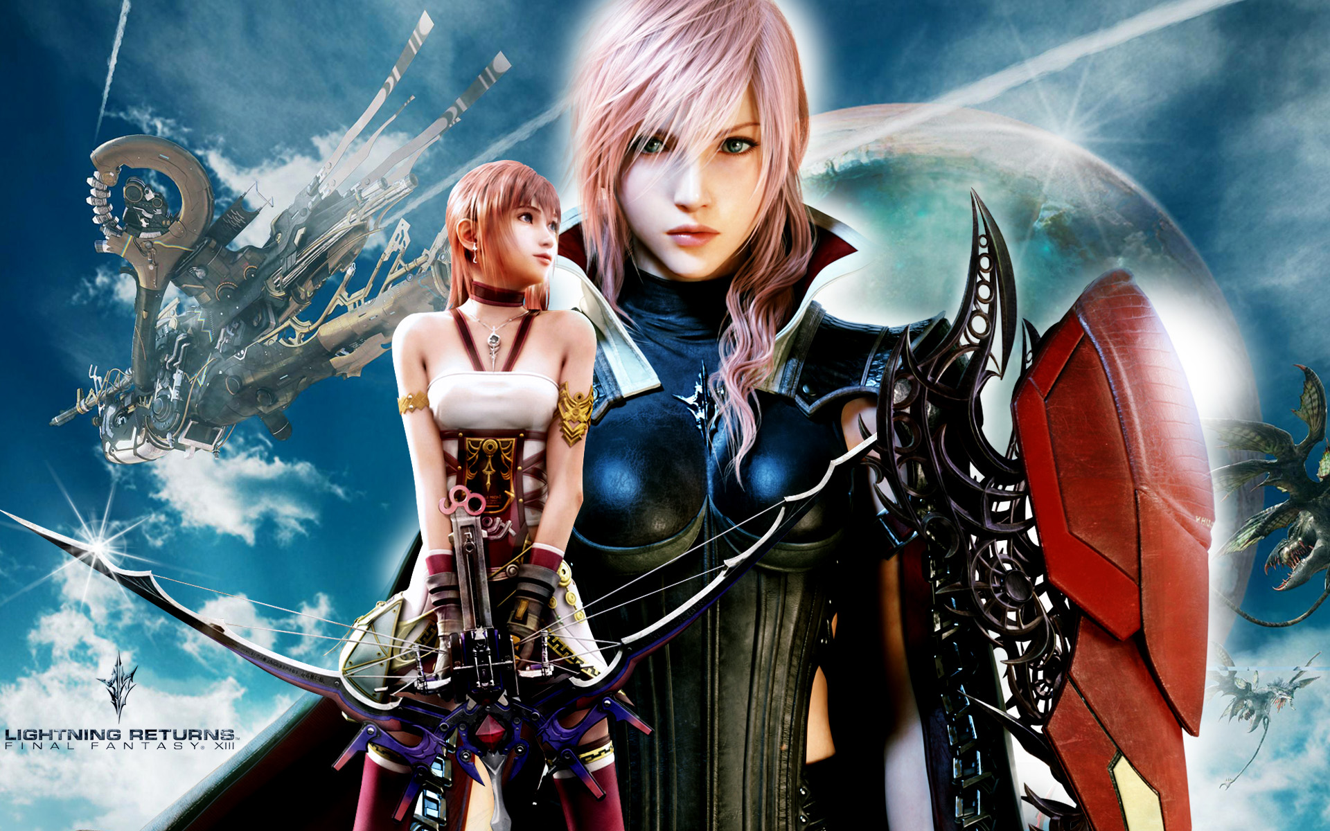 Final fantasy xiii lightning returns costumes - photo#12