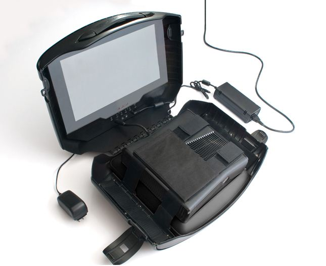 Make Your Xbox 360 or PS3 Portable With the GAEMS G155 ...