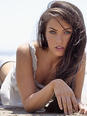 Megan Fox might replace Victoria Beckham for the upcoming campaign of Armani lingerie line