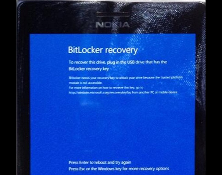 Microsoft Confirms Windows Phone BitLocker Issue Has Been ...