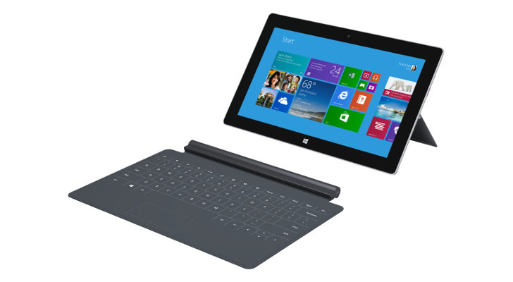 how to connect a surface keyboard