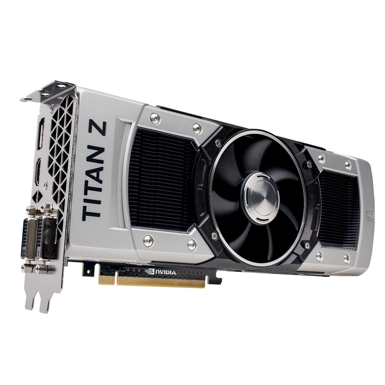 nvidia geforce gtx titan z dual gpu graphics card selling from april 29 softpedia. Black Bedroom Furniture Sets. Home Design Ideas