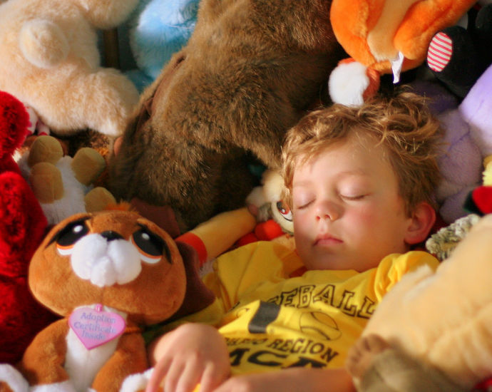 Naps and dreams help consolidate newly-acquired memories during sleep