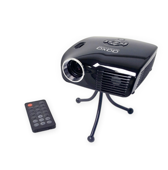 New aaxa m2 is world 39 s first xga 1024x768 pico projector for Laptop with pico projector