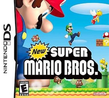 New Super Mario Bros - DS (San beugue)