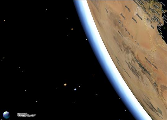 Virtual Earth