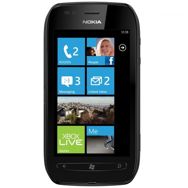 nokia lumia 710 heading to mobilicity for 250 cad outright softpedia. Black Bedroom Furniture Sets. Home Design Ideas