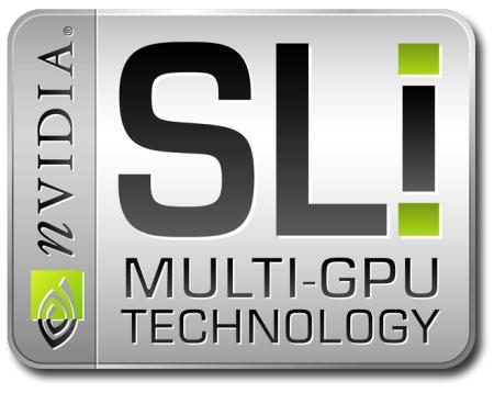 Nvidia's SLI Logo