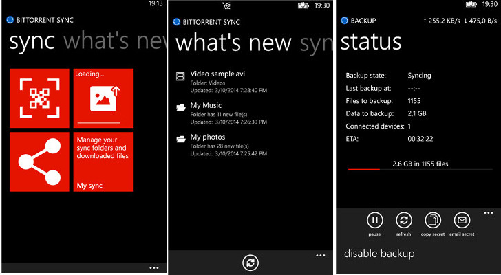 free windows phone apps download