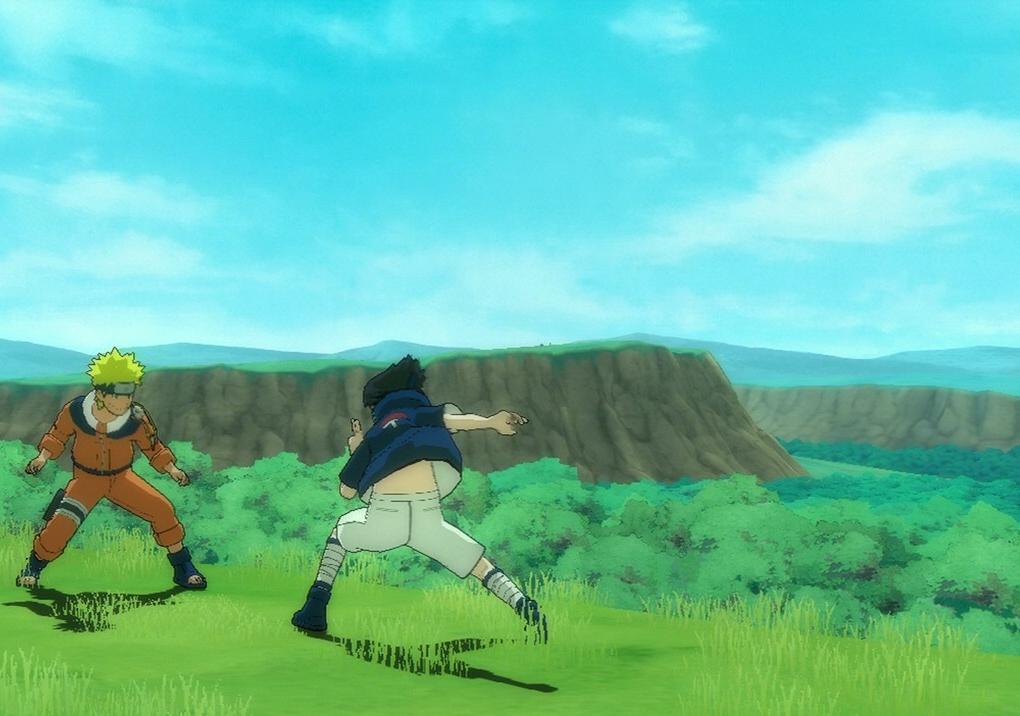 PS3 Exclusive Naruto: Ultimate Ninja Storm Coming to ...