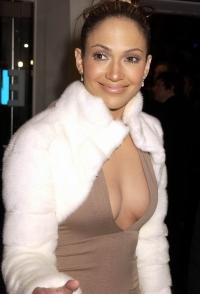 Jennifer Lopez Fur