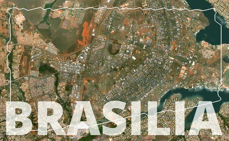 Recreate brasil and portol alegre brazil in 3d with google building