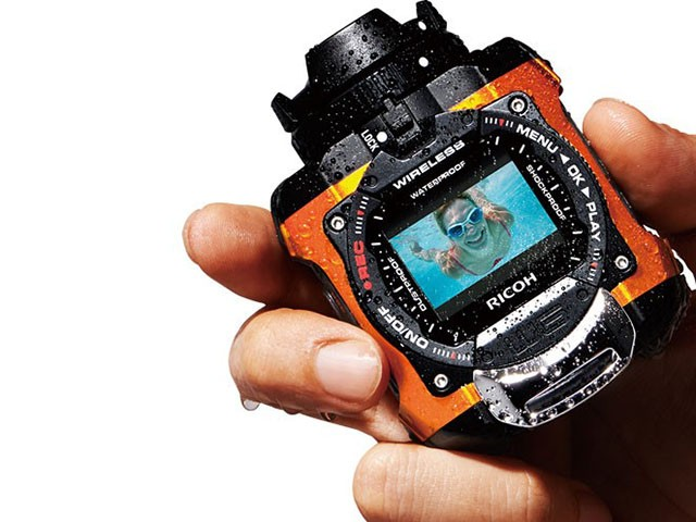 Ricoh WG-M1 Mini Action Camera Launched as GoPro ...