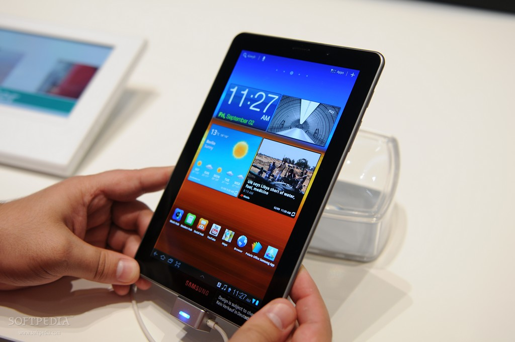 Samsung to Launch Cheap 7-Inch Tablet to Compete Against ...