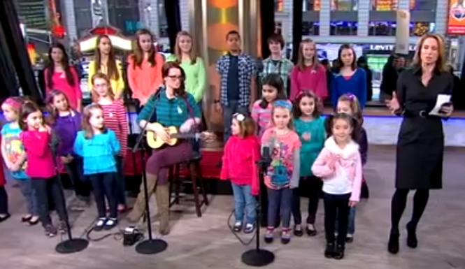 sandy hook chorus super bowl video Sandy hook children to sing at super bowl with jennifer hudson performance of the sandy hook elementary school chorus will provide one of the more poignant newtown students sing over the rainbow music video.