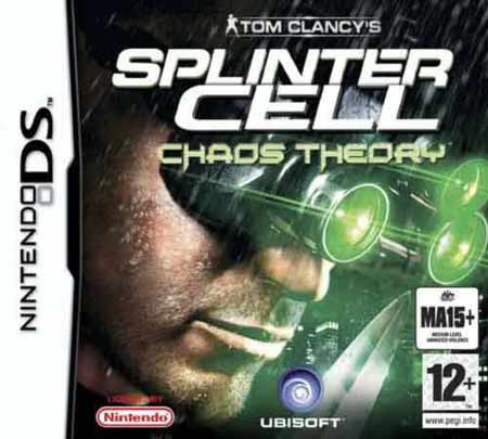 Splinter Cell Chaos Theory DS