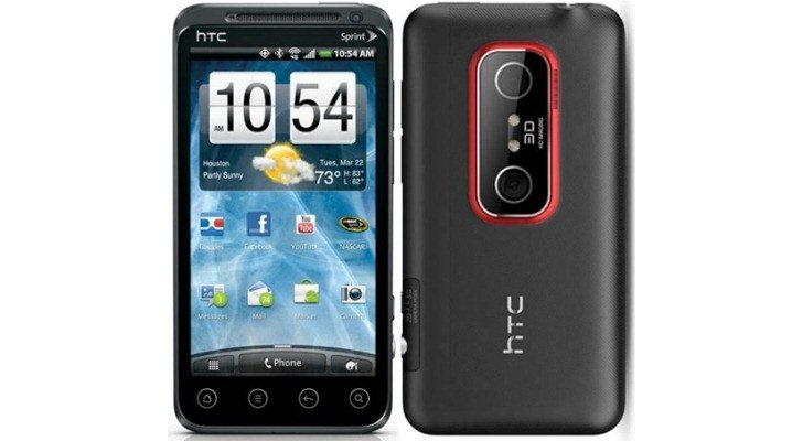 Sprint Rolls Out Android 4.0 ICS for HTC EVO 3D