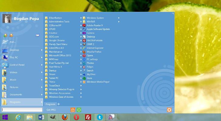 Stardock Windows 8 Start Menu Windows 8 Start Menu Stardock
