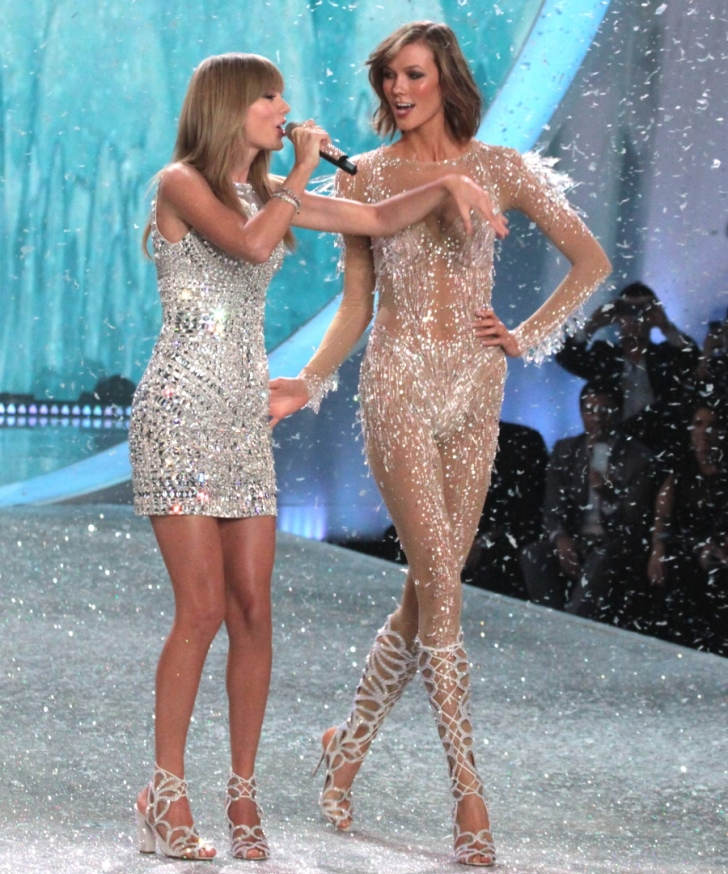 Taylor Swift Performs At Victoria S Secret Fashion Show 2013 Video Softpedia
