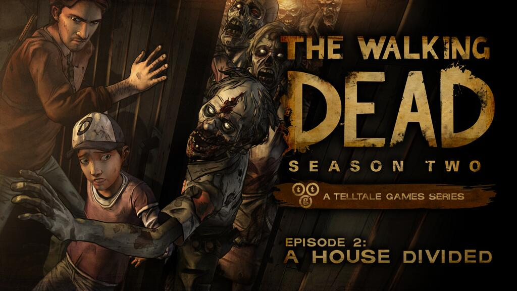 the walking dead скачать 2 эпизод