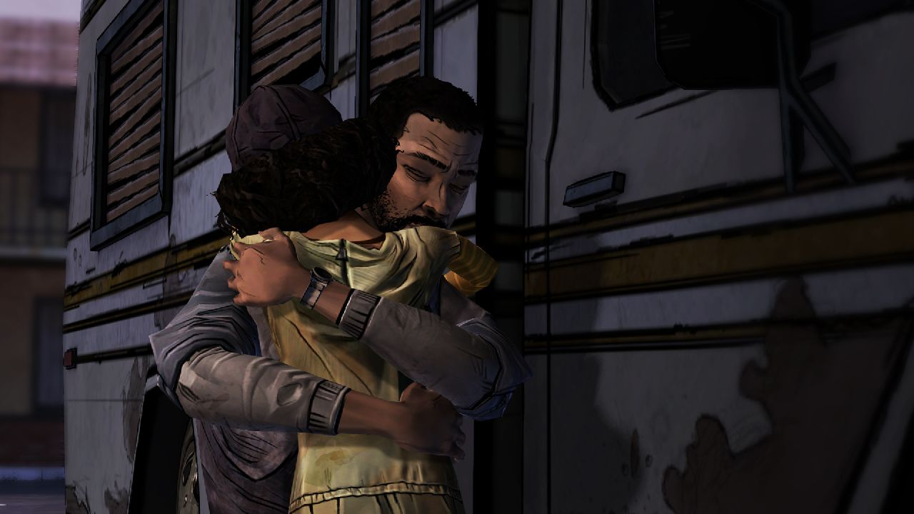 The walking dead video game might get tv series crossover softpedia