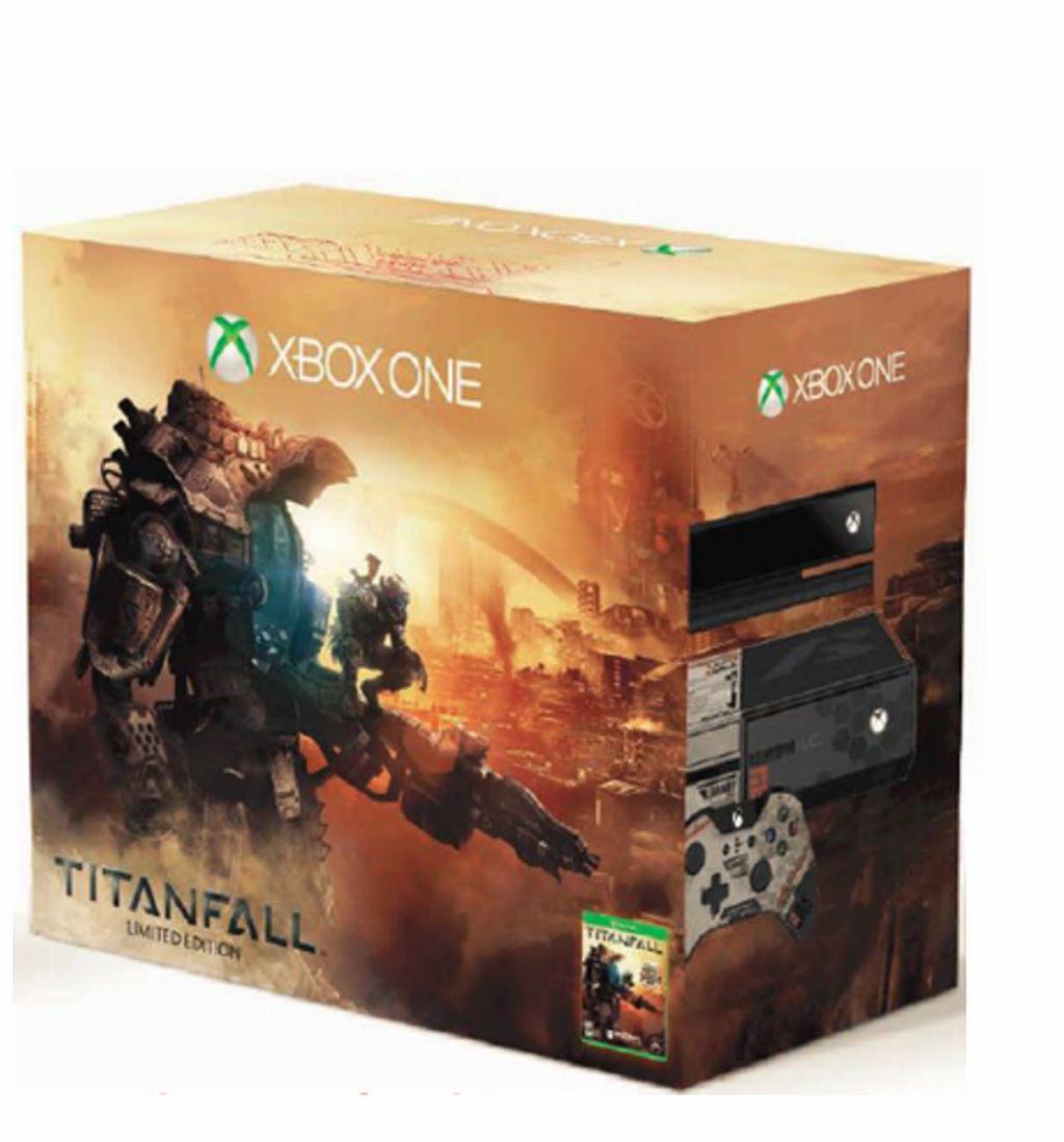 Xbox One Titanfall Bundle Titanfall Xbox One Bun...