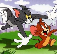 ���� ������ ��������� ,,!! Tom-and-Jerry-Ground