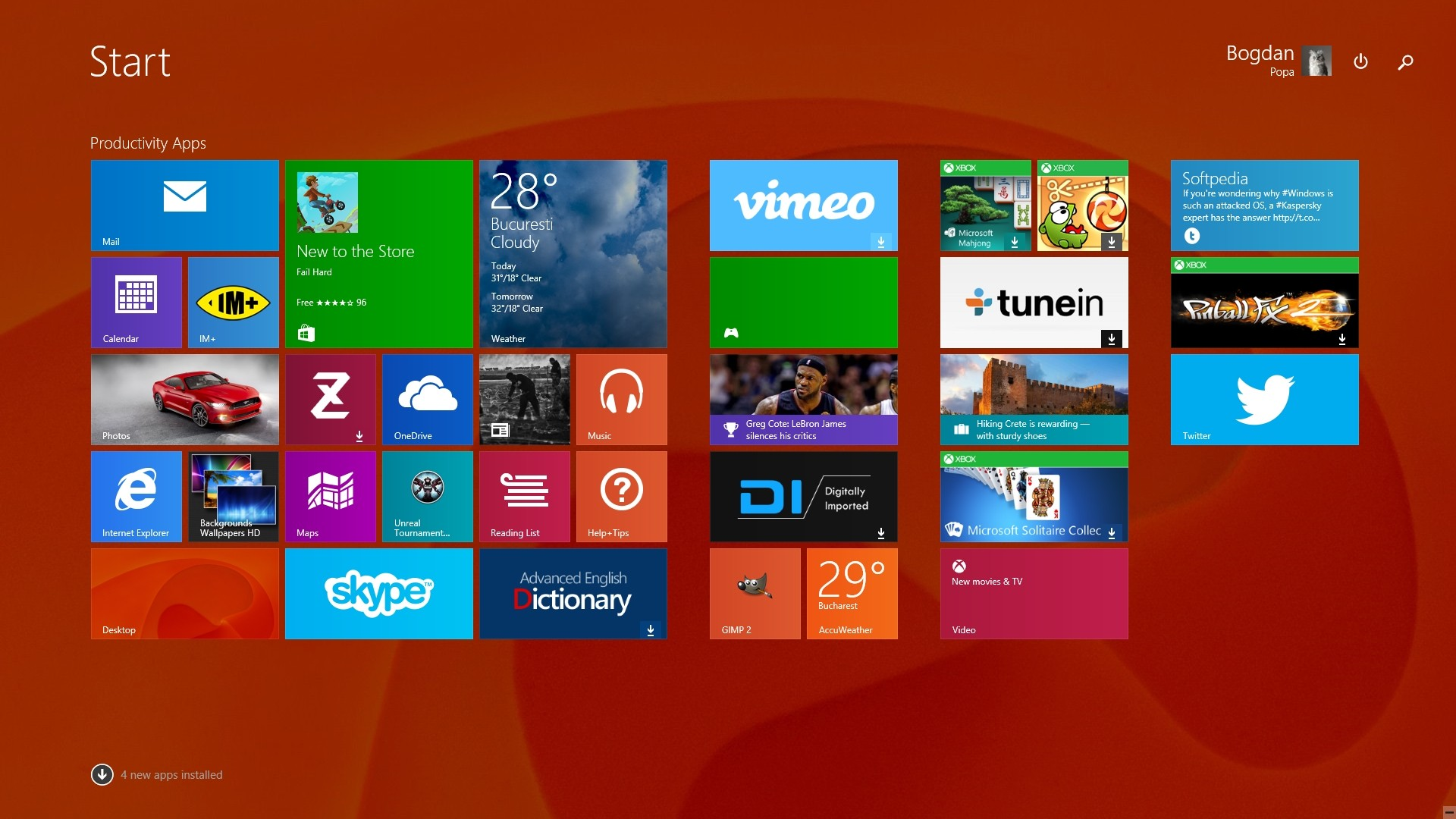 Tomorrow at microsoft windows 8 1 update installation for Microsoft windows windows