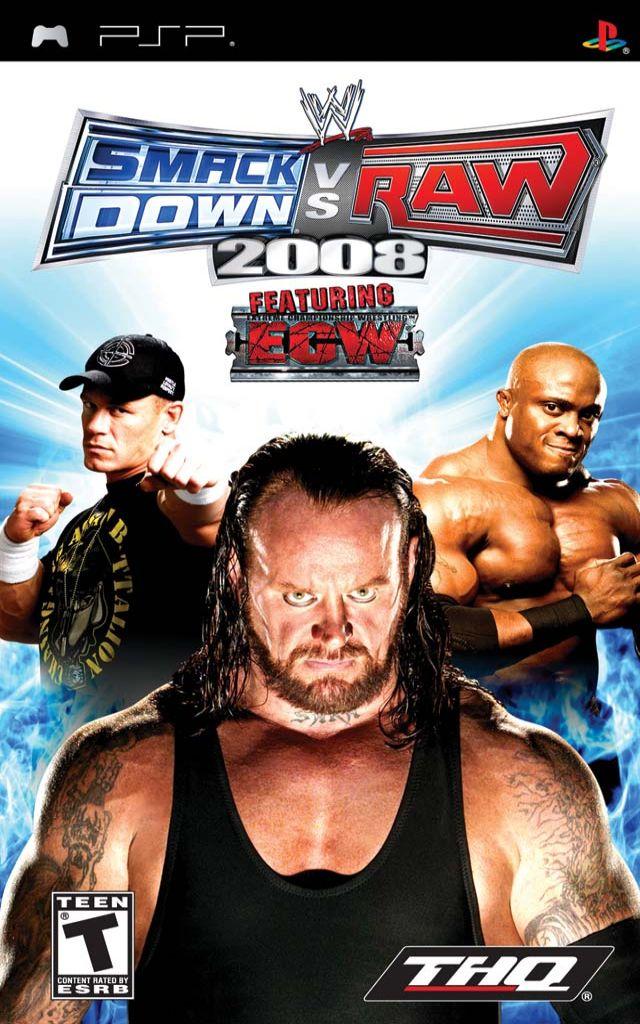 WWE SmackDown vs. Raw 2008 - Softpedia