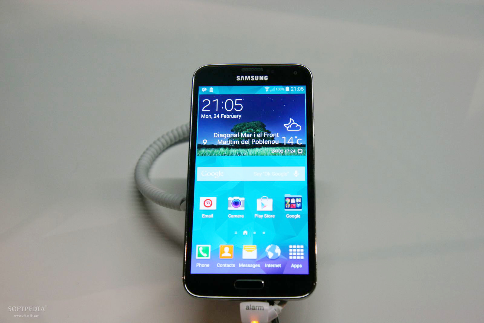 Watch Samsung Galaxy S5 Official Hands On Video 431294